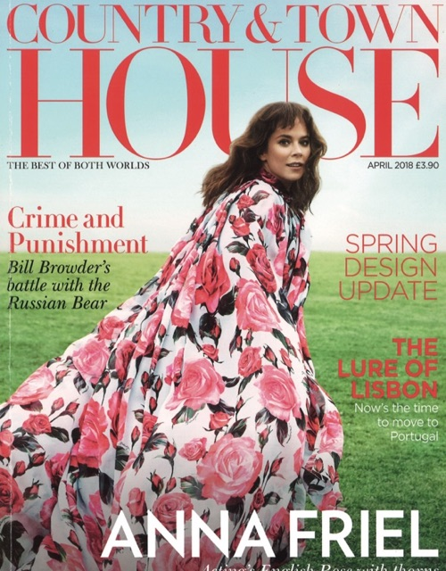 Country & Town House April 2018