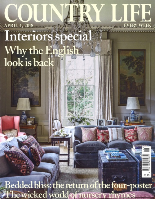 COUNTRY LIFE APR 18